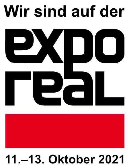 Wir sind auf der expo real